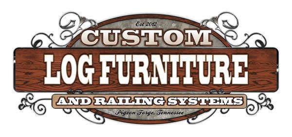 Custom Log Furniture